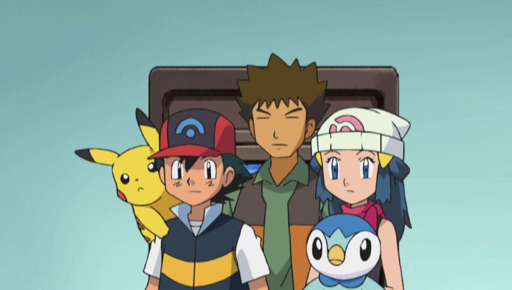 Pokémon - Temporada 12 - Capítulo 25: Detenidos en seco