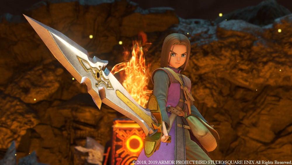 Dragon Quest XI S: Ecos de un pasado perdido