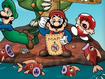 Super Mario Bros. El Super Show!