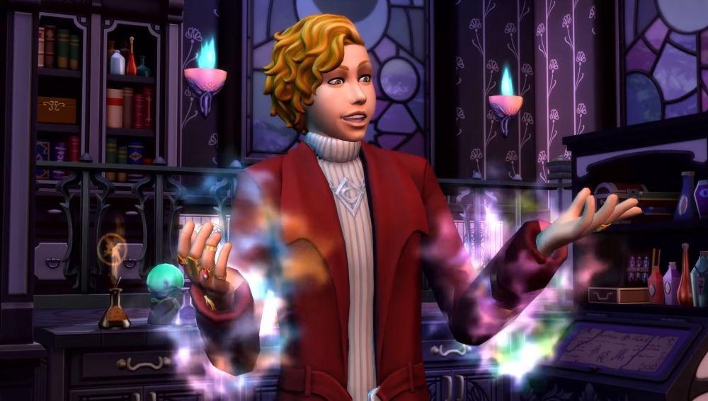 Los Sims 4: El Reino de la Magia