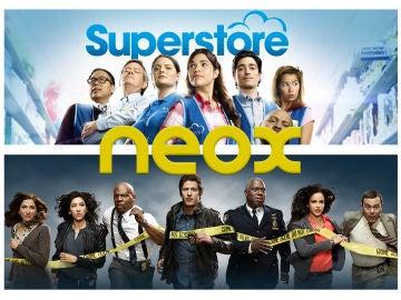 Neox emitirá 'Brooklyn Nine-Nine' y 'Superstore'