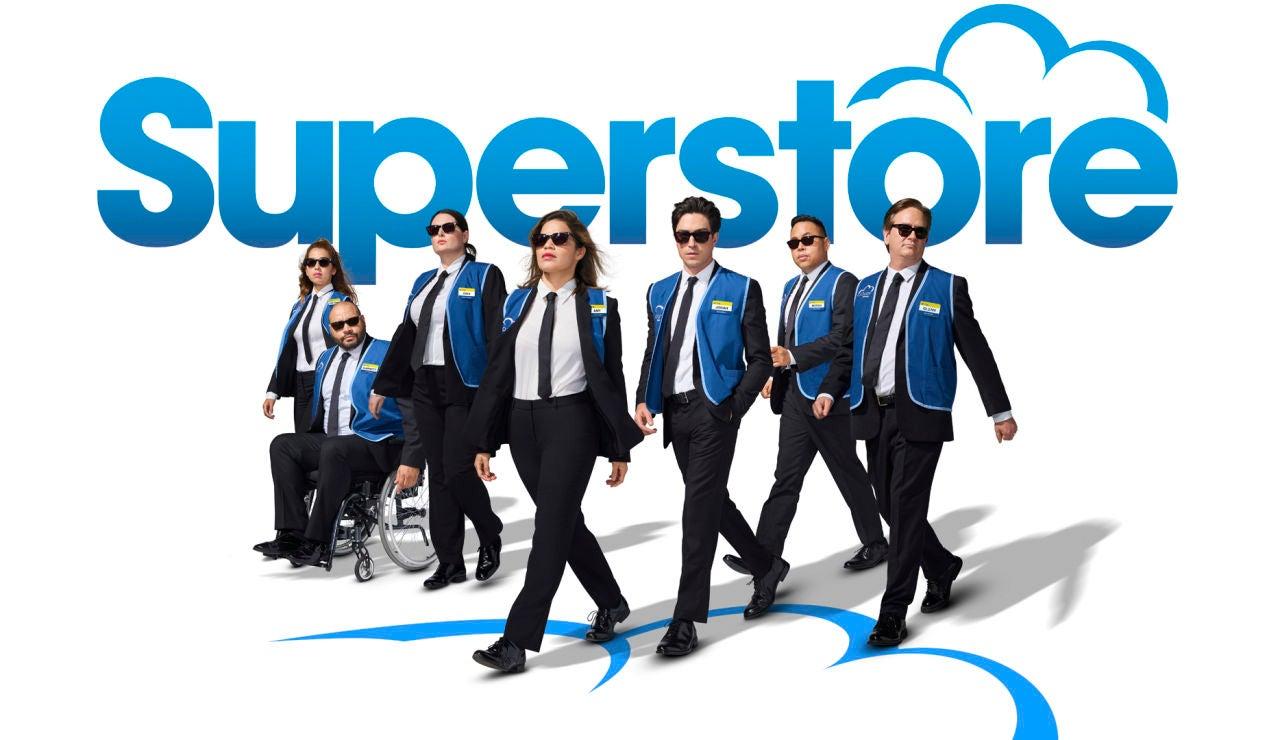 Así es 'Superstore', creada por Justin Spitzer ('The Office') y protagonizada y producida por America Ferrera ('Betty')