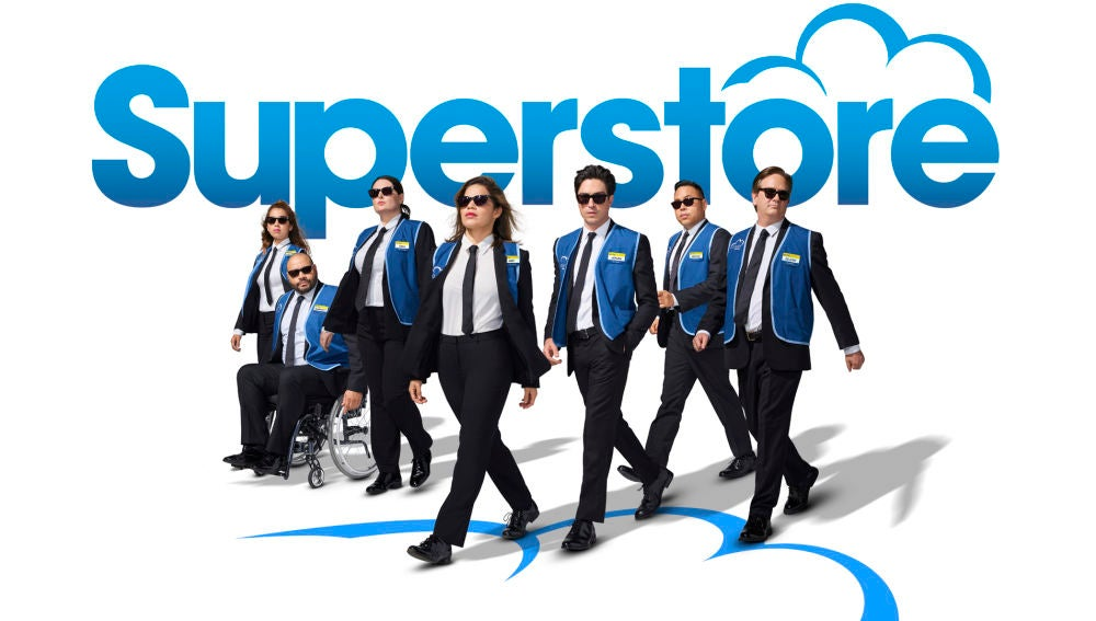 Así es 'Superstore', creada por Justin Spitzer ('The Office') y protagonizada y producida por America Ferrera ('Betty')