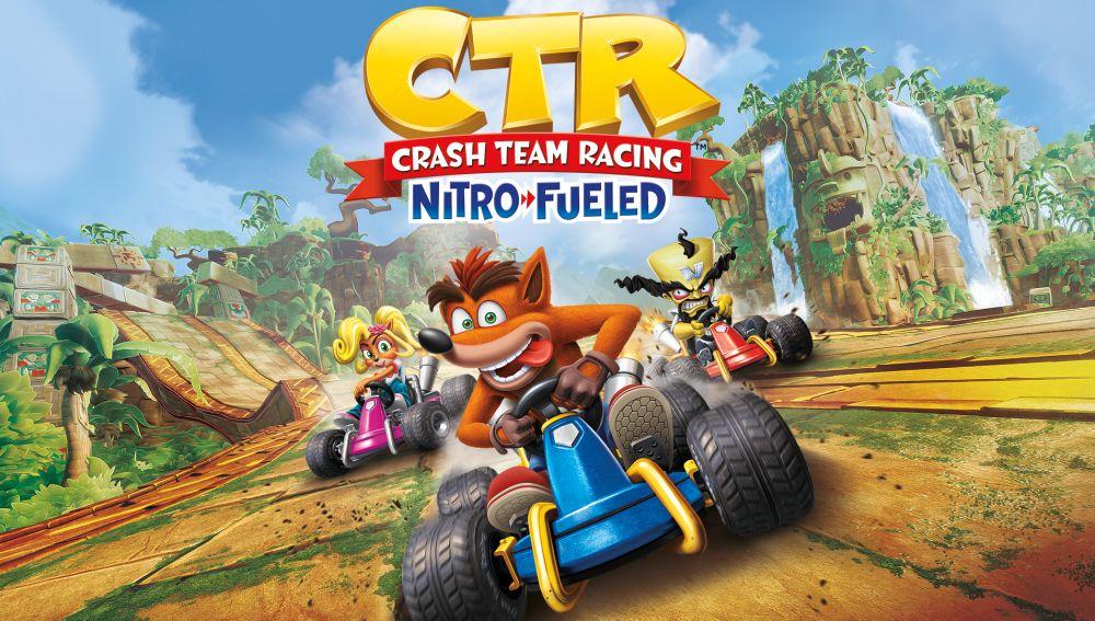 Crash Team Nitro-Fueled