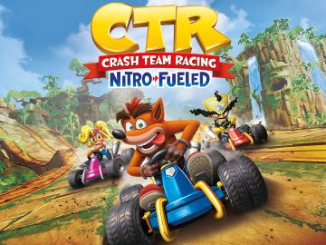 Crash Team Nitro-Fueled