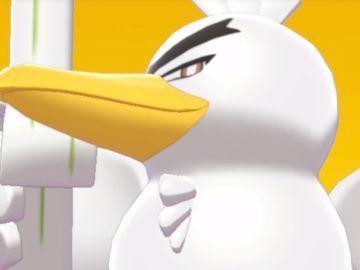 Sirfetch'd en Pokémon Espada