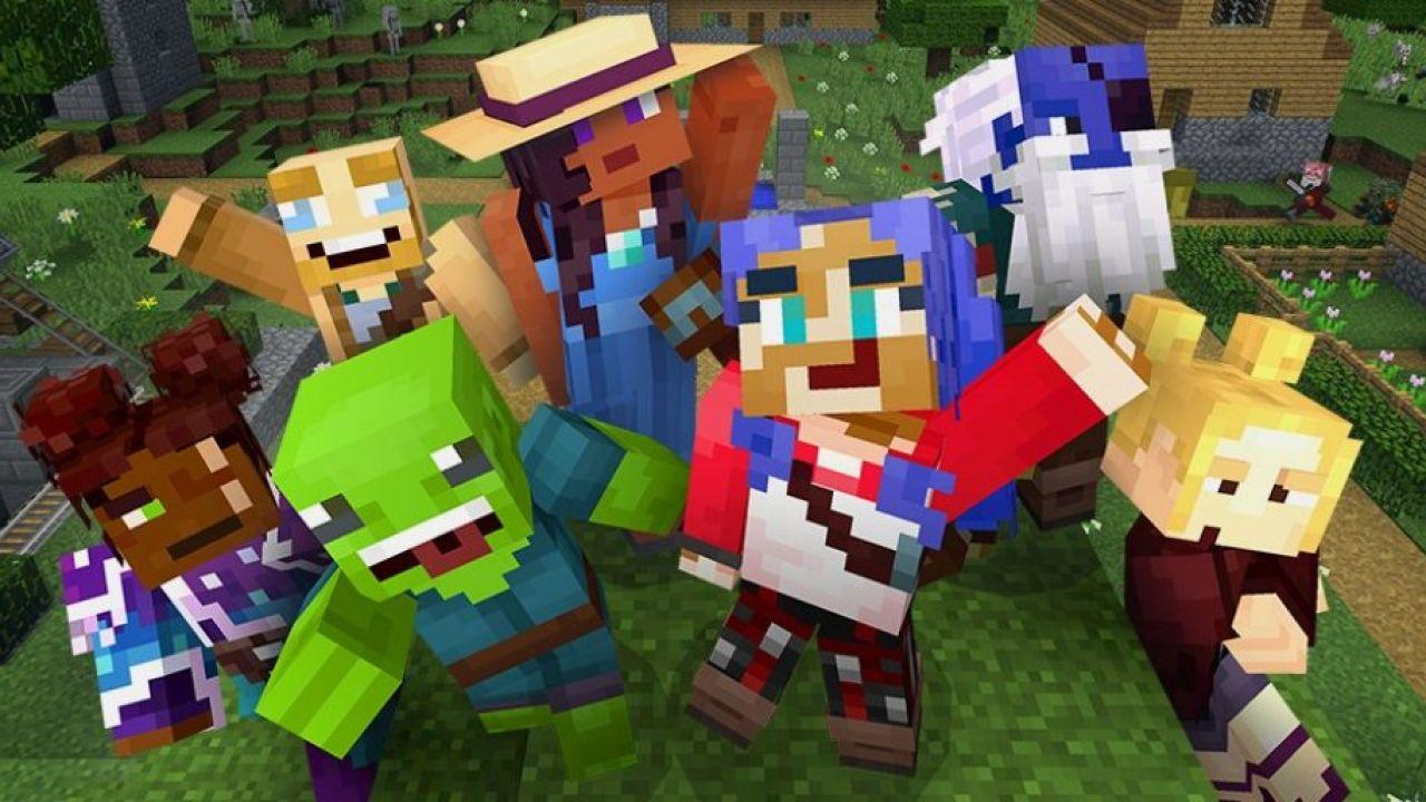 PIRATAS: Todo sobre la nueva serie de Rubius, Willyrex y Vegetta777 en Minecraft - VÍDEO