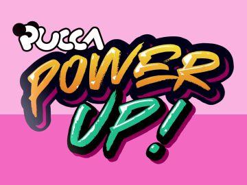 Ponte en modo Power Up! con Pucca