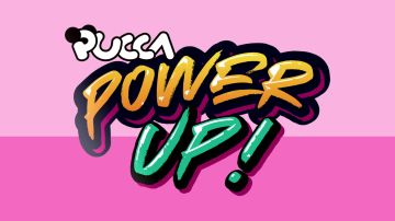 Ponte en modo Power Up! con Pucca