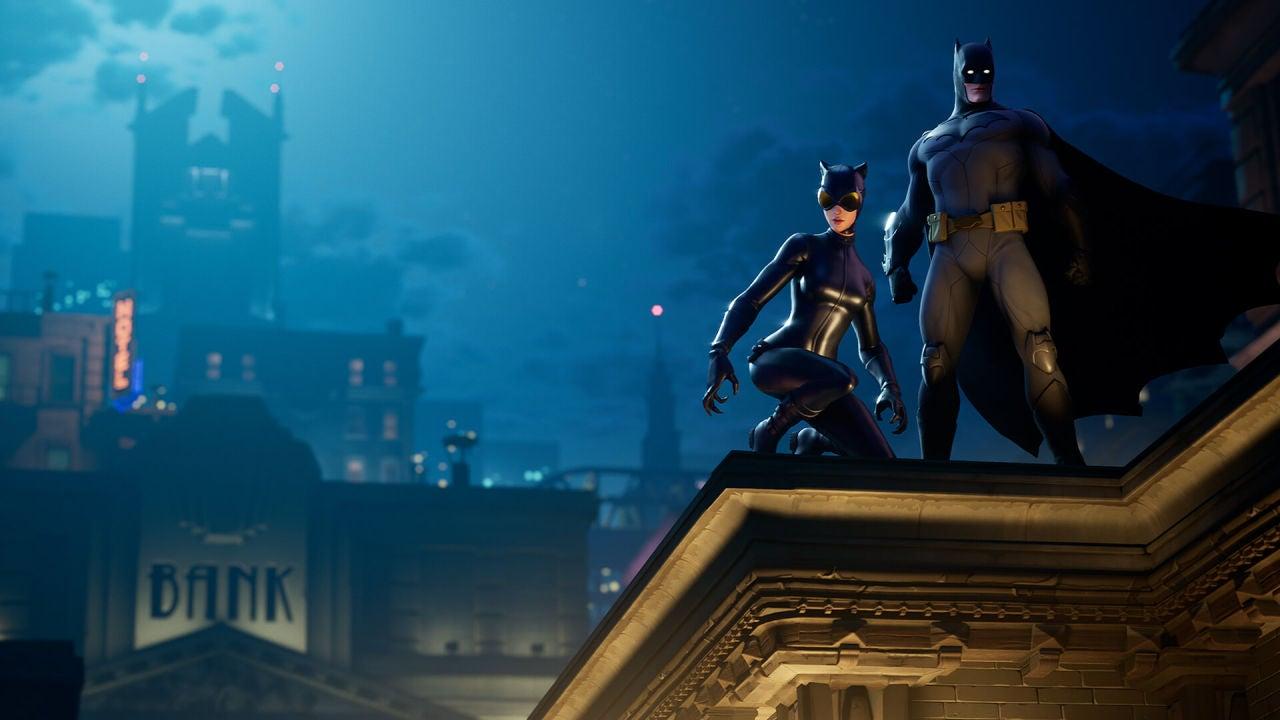 Fortnite sufriría grandes cambios en su mapa relacionados con Batman - VÍDEO