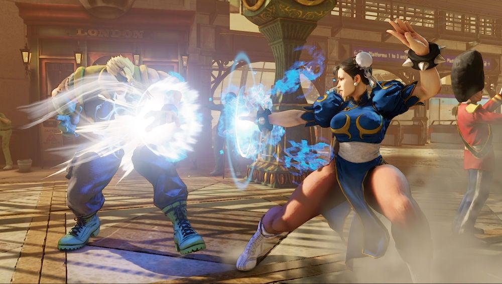 Chun-Li de Street Fighter