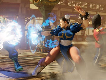 Chun-Li de Street Fighter