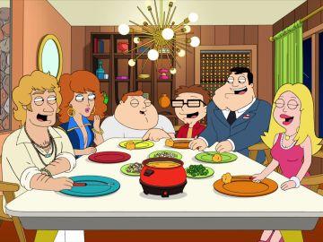 Este domingo capítulos de estreno de 'American Dad' pegados a Estados Unidos