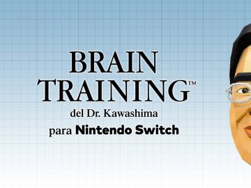 Brain Training para Nintendo Switch