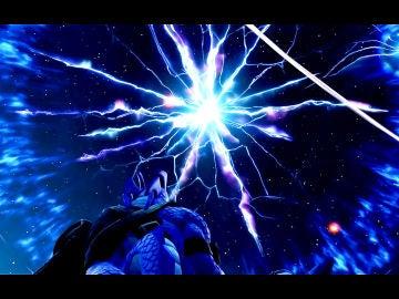 Así ha sido el agujero negro de Fortnite X Battle Royale