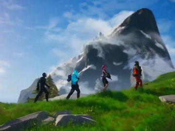 Estreno del videojuego Fortnite 2