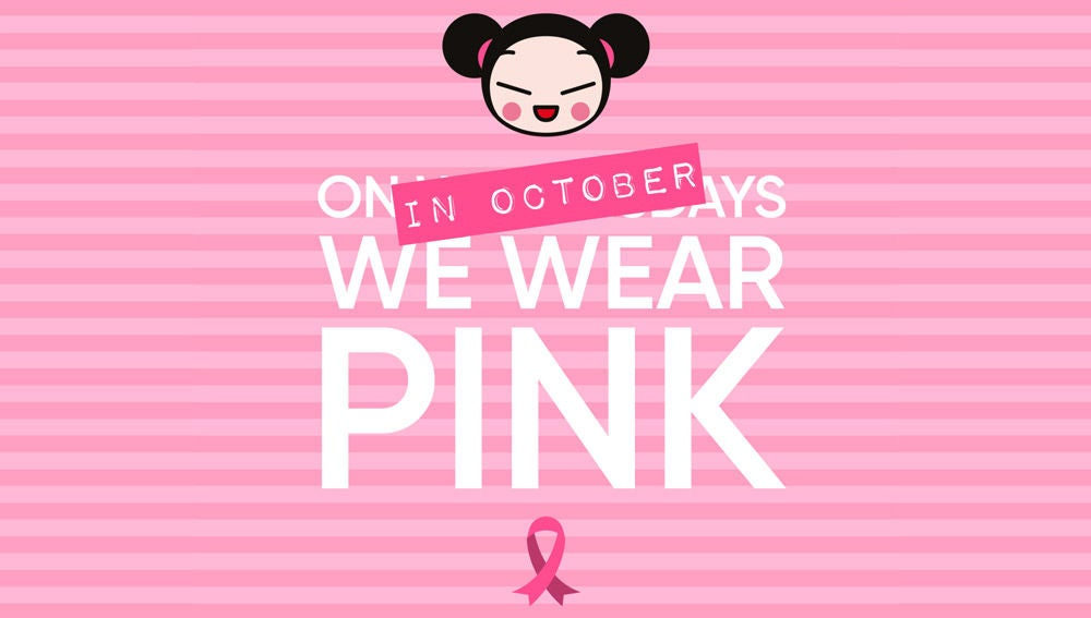 Los consejos de Pucca para prevenir el cáncer de mama