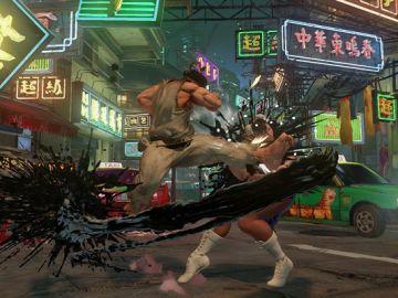 Tatsumaki Senpukyaku de Street Fighter