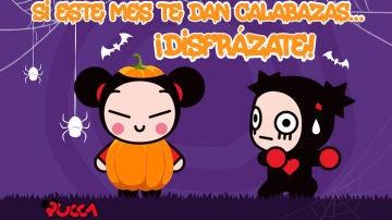 Disfruta del Halloween más terrorífico con Pucca