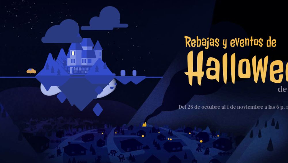 Ofertas Steam Halloween