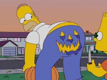 Halloween en los Simpson