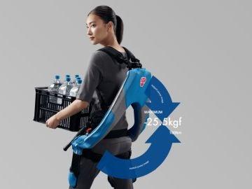 Exoesqueleto robótico