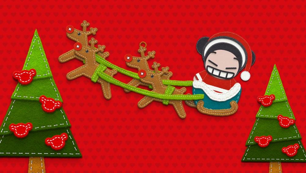 Pucca Navidad (Sección)