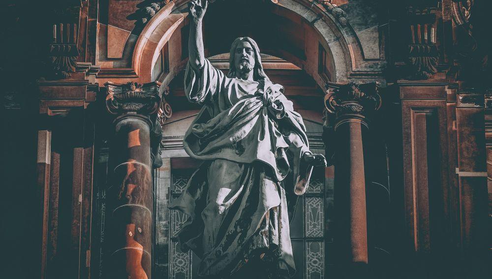 Escultura Jesucristo