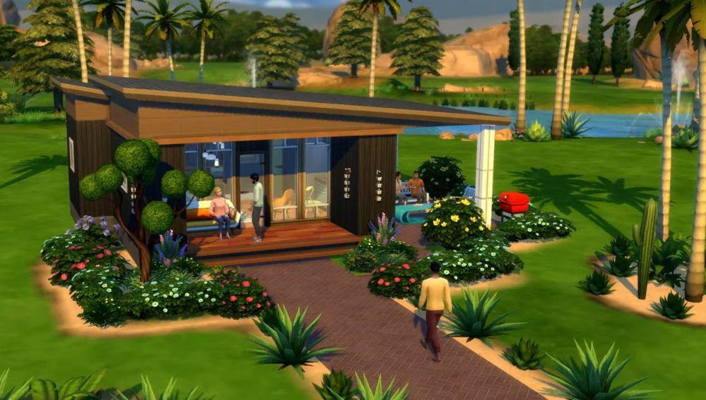 Los Sims 4 Tiny Living