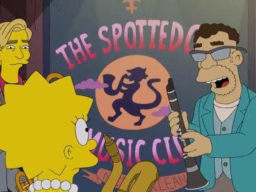 Lisa se encuentra con el sobrino de Murphy Encías Sangrantes