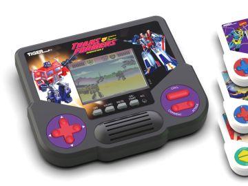 Máquina Tiger de Hasbro