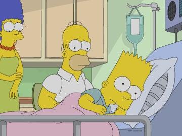 Homer y Bart