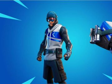 Skin exclusiva Fortnite PlayStation
