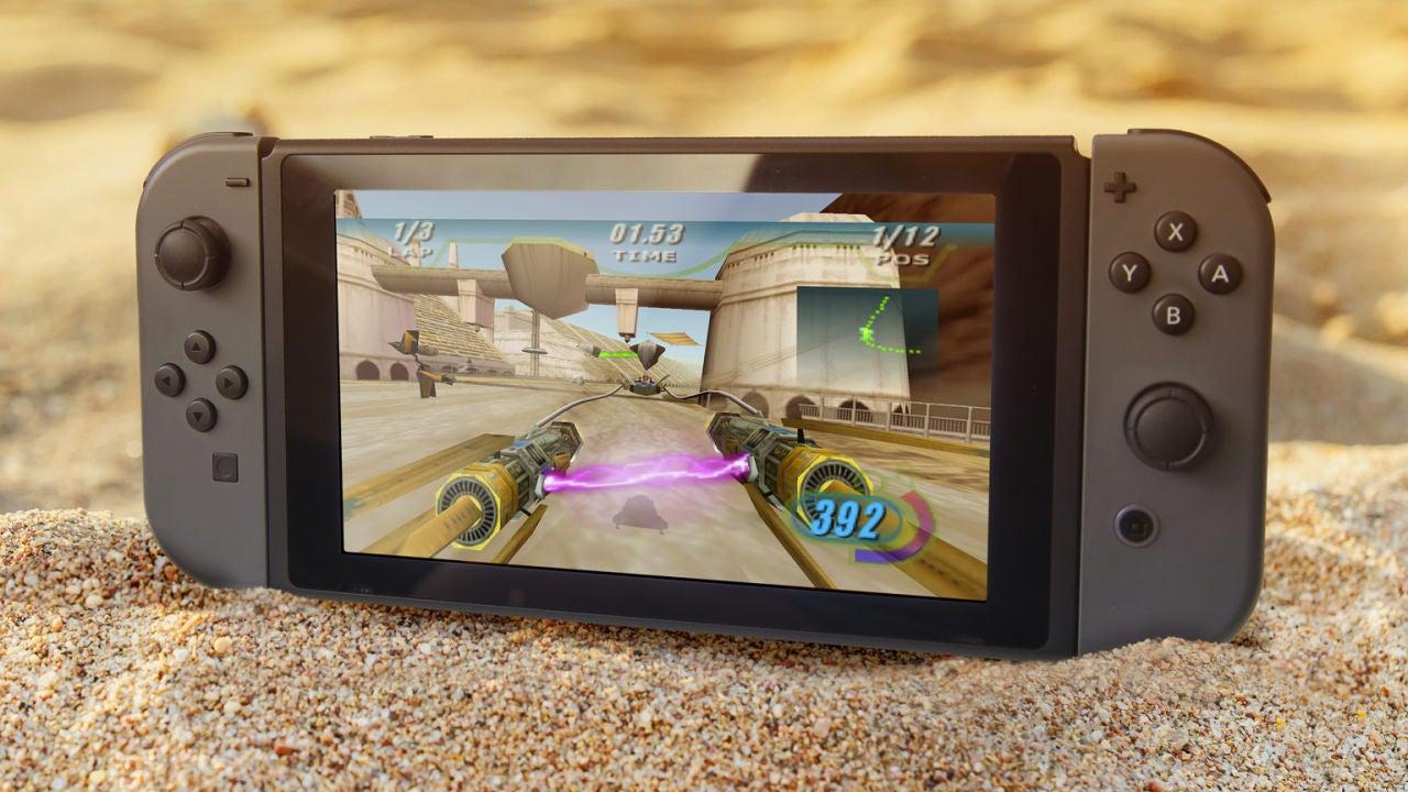 Star Wars Episode I: Racer se retrasa indefinidamente en Switch y PS4 - VÍDEO