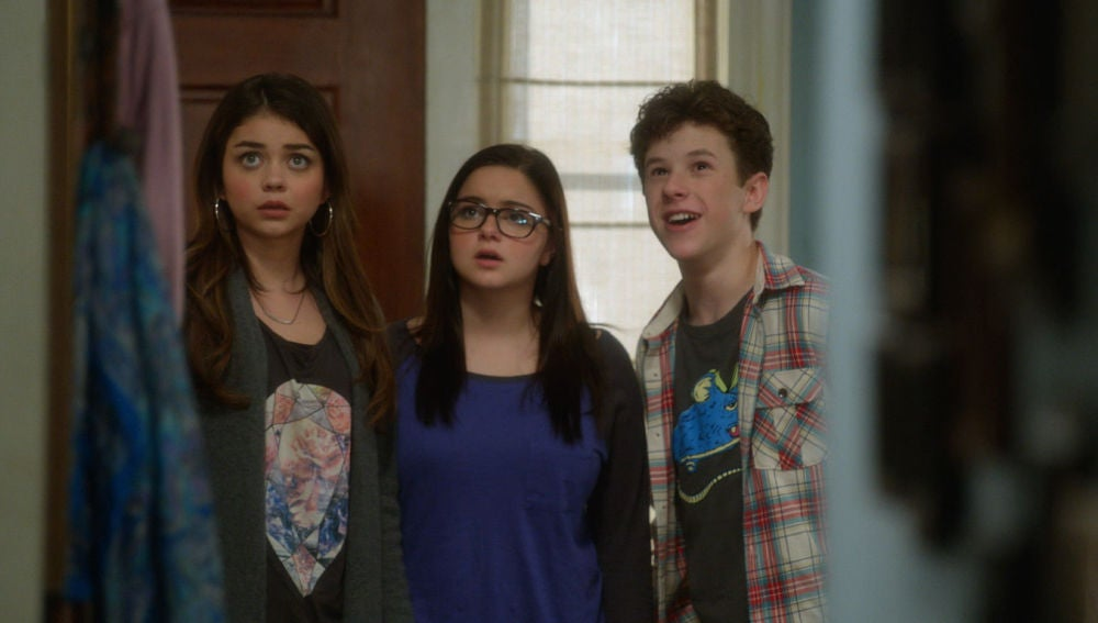 Haley, Alex y Luke