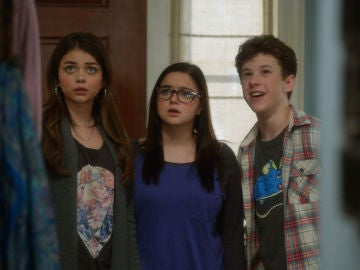 Haley, Alex y Luke