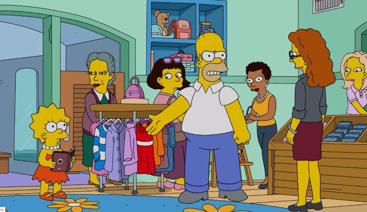 El alegato de Homer