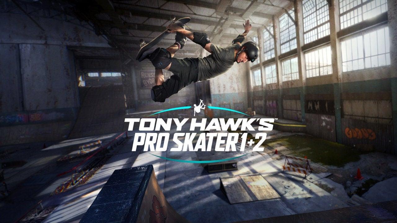 Tony Hawk's Pro Skater 1+2 estarían planeando su llegada cercana a Switch, PS5 y Xbox Series - VÍDEO