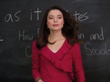 Profesora sexy de Los Goldberg