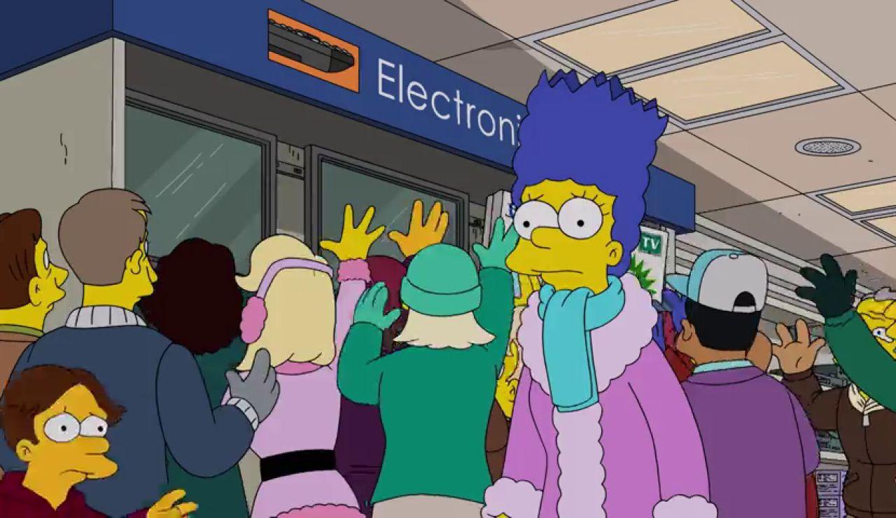 Marge fracasa en las rebajas por una buena razón