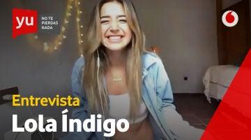 Lola Índigo en 'yu'