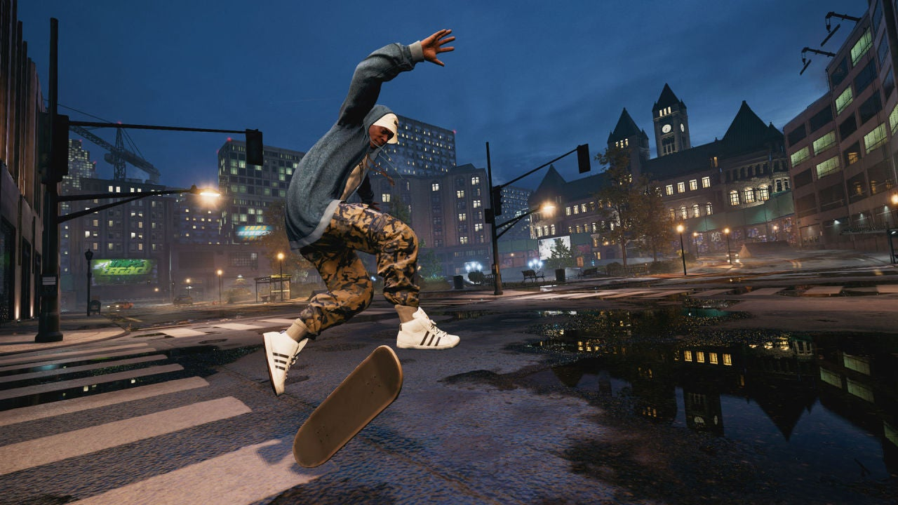 Tony Hawk's Pro Skater 1+2 confirma su llegada a Switch, PS5 y Xbox Series - VÍDEO