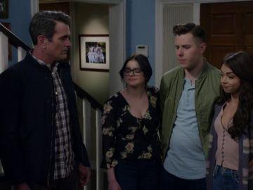 Haley, Luke y Alex abandonan el nido para siempre