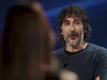 """Eugenio Recuenco a Natalia: """"En tu fotografía no veo riesgo"""""""