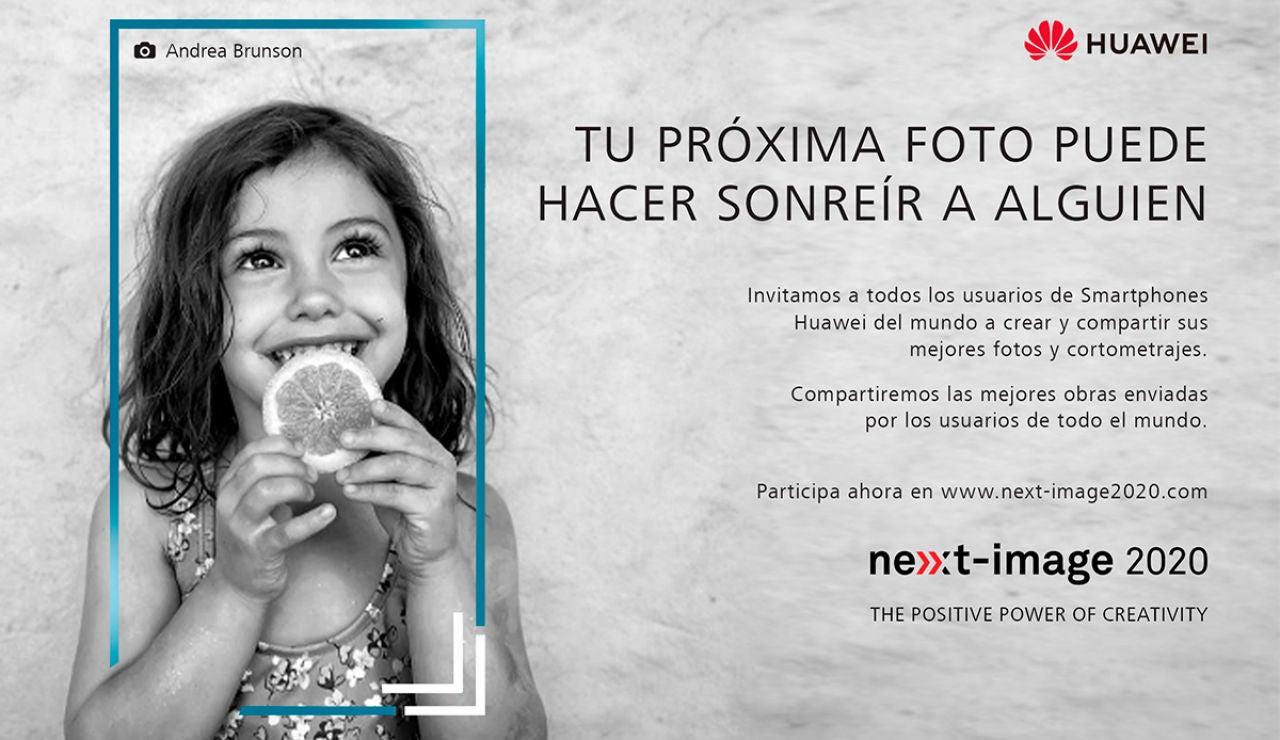 Huawei convoca una nueva edición  de su certamen fotográfico NEXT-IMAGE