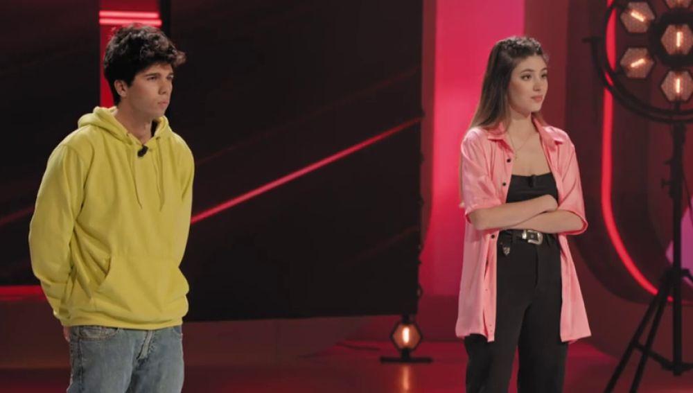 Álvaro y Sara se juegan el pase a la final de 'Top Photo'