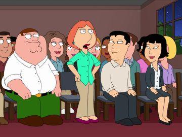 La humillación de Chris Griffin en la escuela