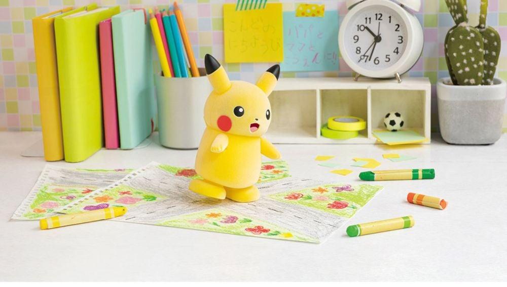 Robot de Pikachu