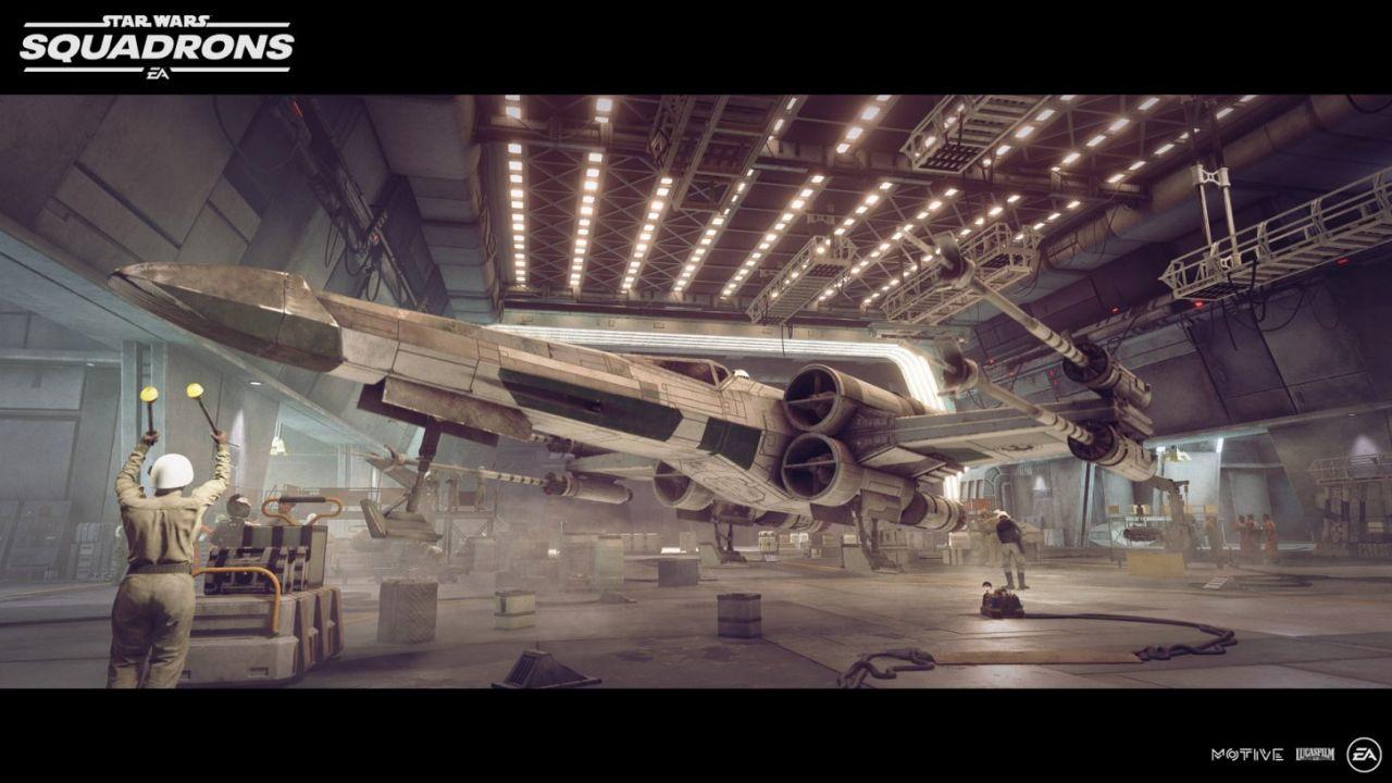 Star Wars Squadrons recibe una gran actualización con mejoras y nuevo contenido - VÍDEO