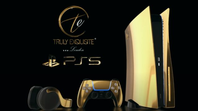 PlayStation 5 de Truly Exquisite